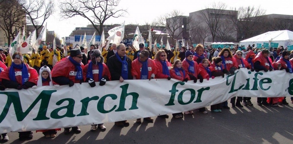 March for Life 2013