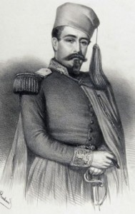 General Christophe de La Moricière